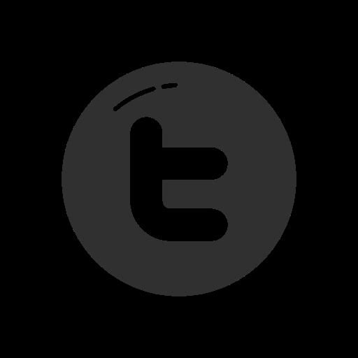 logo, social media, twitter, twitter logo icon