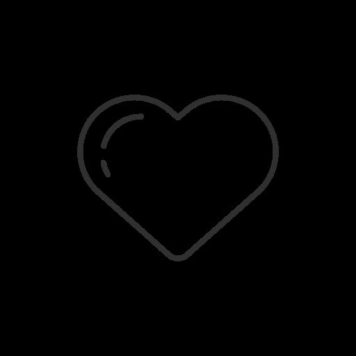 heart, like, love, twitter icon
