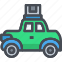car, familycar, small, transport, transportaion, vehicle icon