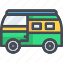 car, transport, transportaion, van, vehicle icon