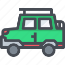 car, jeep, transport, transportaion, vehicle icon