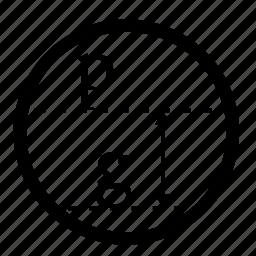 design, designer, point, size, typography icon
