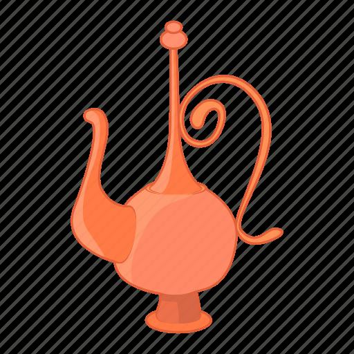 arabic, cartoon, coffee, drink, pot, tea, teapot icon
