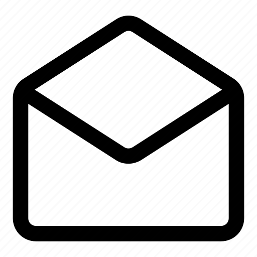 email, envelope, letter, message icon