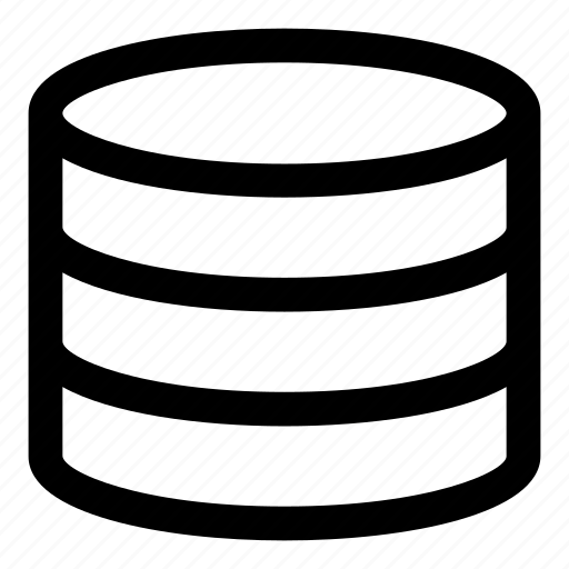 Data, database, stack, storage icon - Download on Iconfinder
