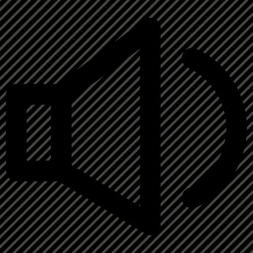 app, audio, interaction, music, sound, ui, volume icon