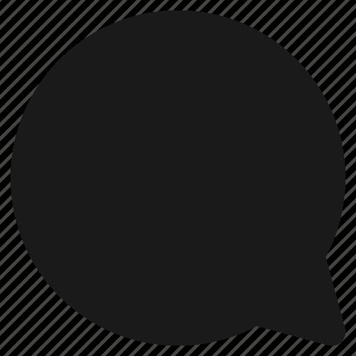 bubble, chat, communication, conversation, interface, message, ui icon