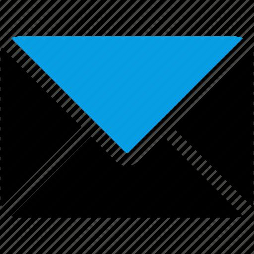 Envelope, email, letter, mail, message icon - Download on Iconfinder
