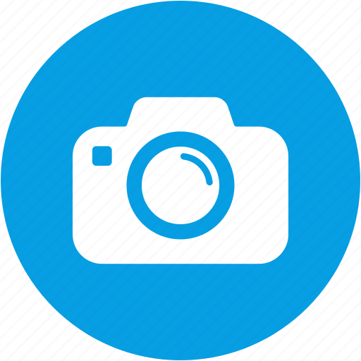 Camera, circle, media, movie, multimedia, player, video icon - Download on Iconfinder