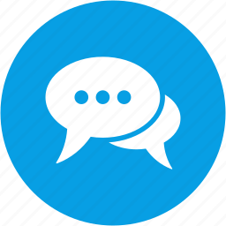 bubble, chat, communication, message, speech icon