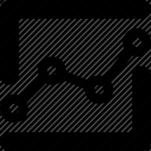 chart, diagram, graph, schedule, statistics icon