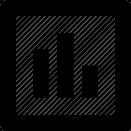 chart, diagram, graph, histogram, statistic icon