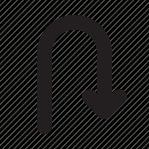 arrow, navigation, phone, right, ui, website icon