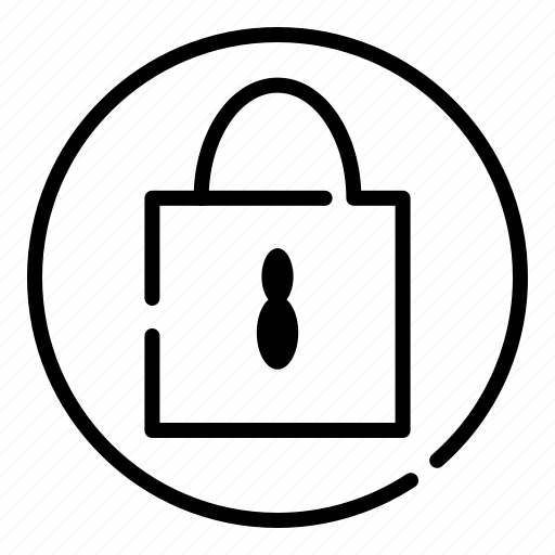 chat, feedback, lock, protection, review, ui icon