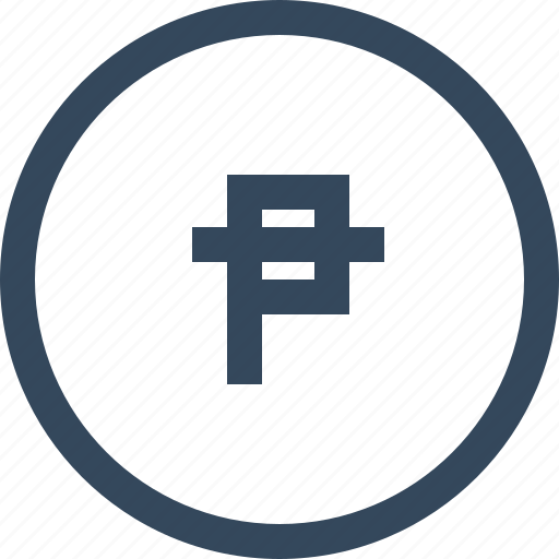 coin, currency, money, peseta icon
