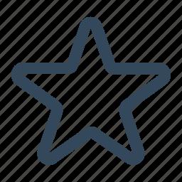favorite, love, star icon