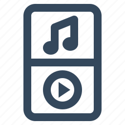 ipod, music, music ipod, songs icon
