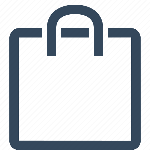 Bag, shopping bag icon - Download on Iconfinder