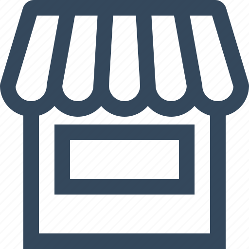 ecommerce, market, shop, store icon