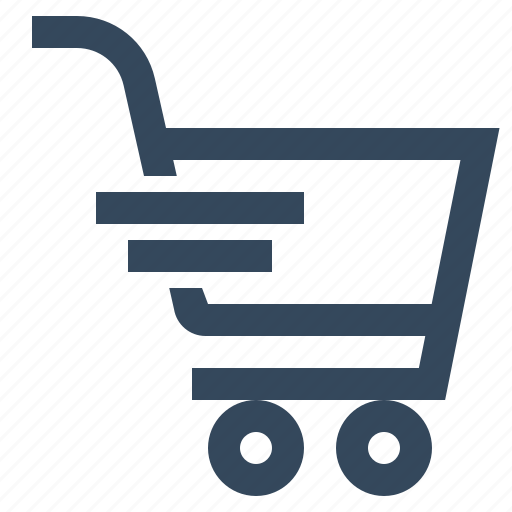 cart, checkout, fast checkout, trolley icon