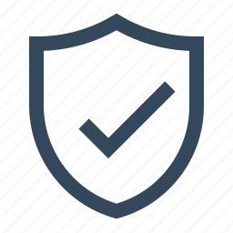 protected, safe, secure, shield icon