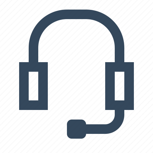 customer, helpline, service, support icon