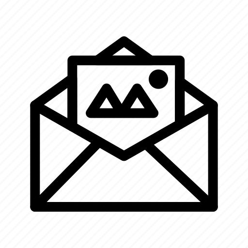 beast, connection, image, mail, online, picture, ui icon