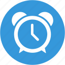 alarm, bell, clock, schedule, time, timer icon