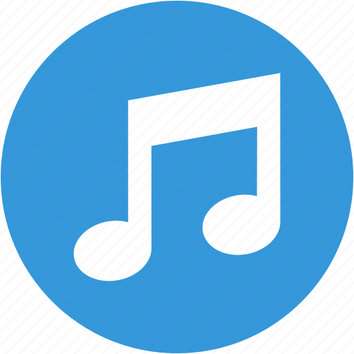 compose, media, music, note, radio, service, song icon