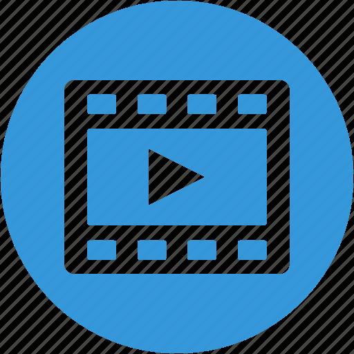 camera, cinema, clip, film, movie, video icon