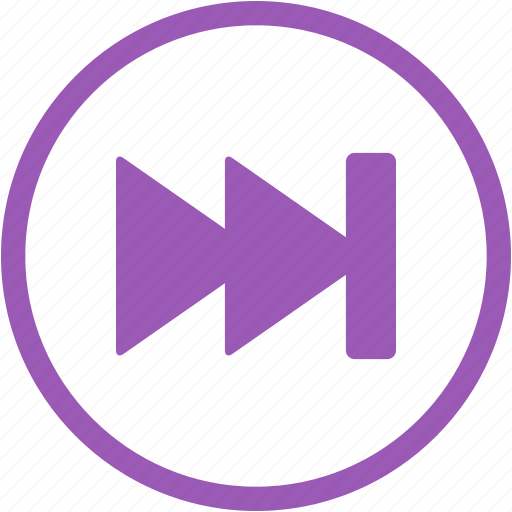 arrows, audio, film, movie, play, player, video icon