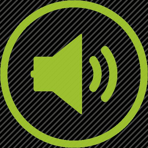 Audio, sound, volume, medium, note, social, speaker icon - Download on Iconfinder