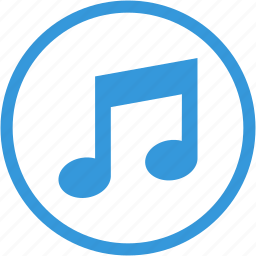 compose, music, musical, note, player, radio, service icon