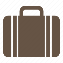 bag, briefcase, case, document, information, office case, resume icon