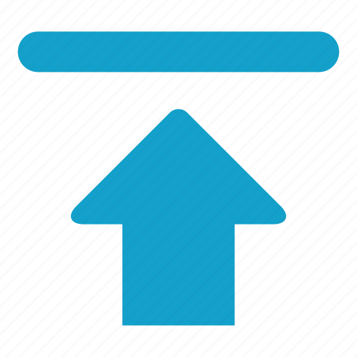 arrow, file upload, up arrow, upload, uploading, view icon