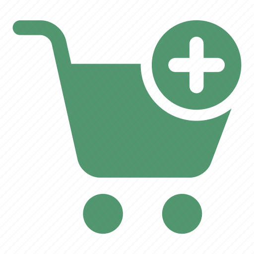 add, buy, cart, plus, shopping cart icon