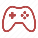 buttons, controller, game, gamepad, joystick, play, video game icon