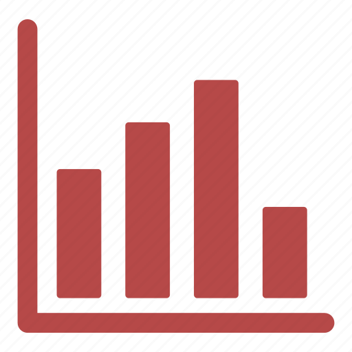 ascendant, bars chart, bars graphic, business, chart, graph, quantitative icon