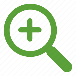 find, glass find, information, magnifying glass, resume, search, zoom out icon