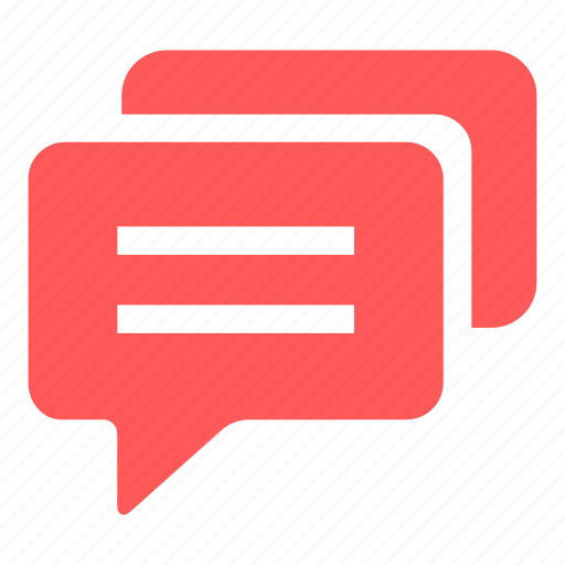 chat, container, conversation, social, speech bubble, talk speech, writing icon