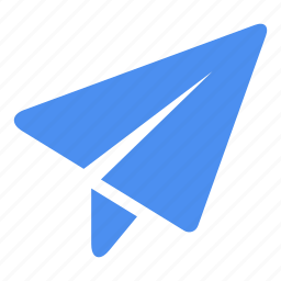 education, information, message, paper plane, plane, send icon