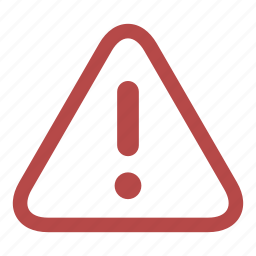 caution, danger, exclamation, prevent, risk, stop, triangle icon