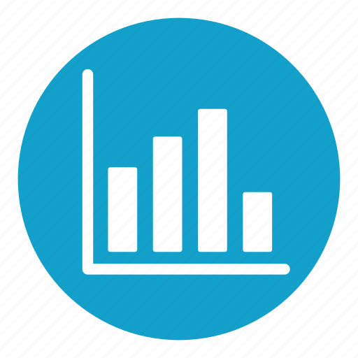 arrow, ascendant, bars chart, bars graphic, chart, graph, quantitative icon