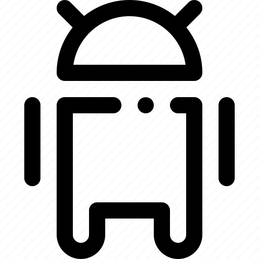 Android, interface, robot icon - Download on Iconfinder