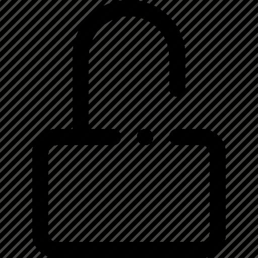 interface, lock, security, unlock icon