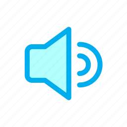 audio, interface, sound, ui, user icon