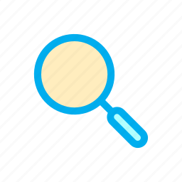 find, interface, search, ui, user icon
