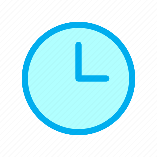 clock, interface, time, ui, user icon