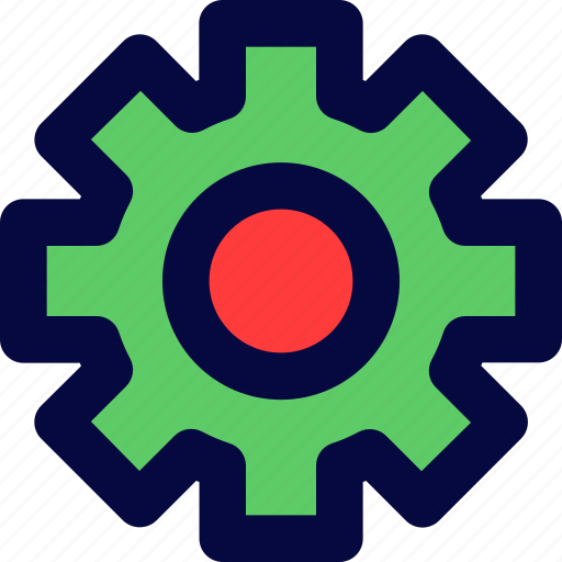 Gear, option, setting icon - Download on Iconfinder
