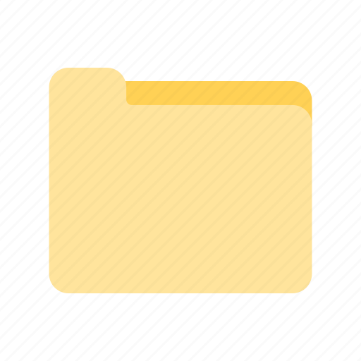 folder, interface, ui, user icon